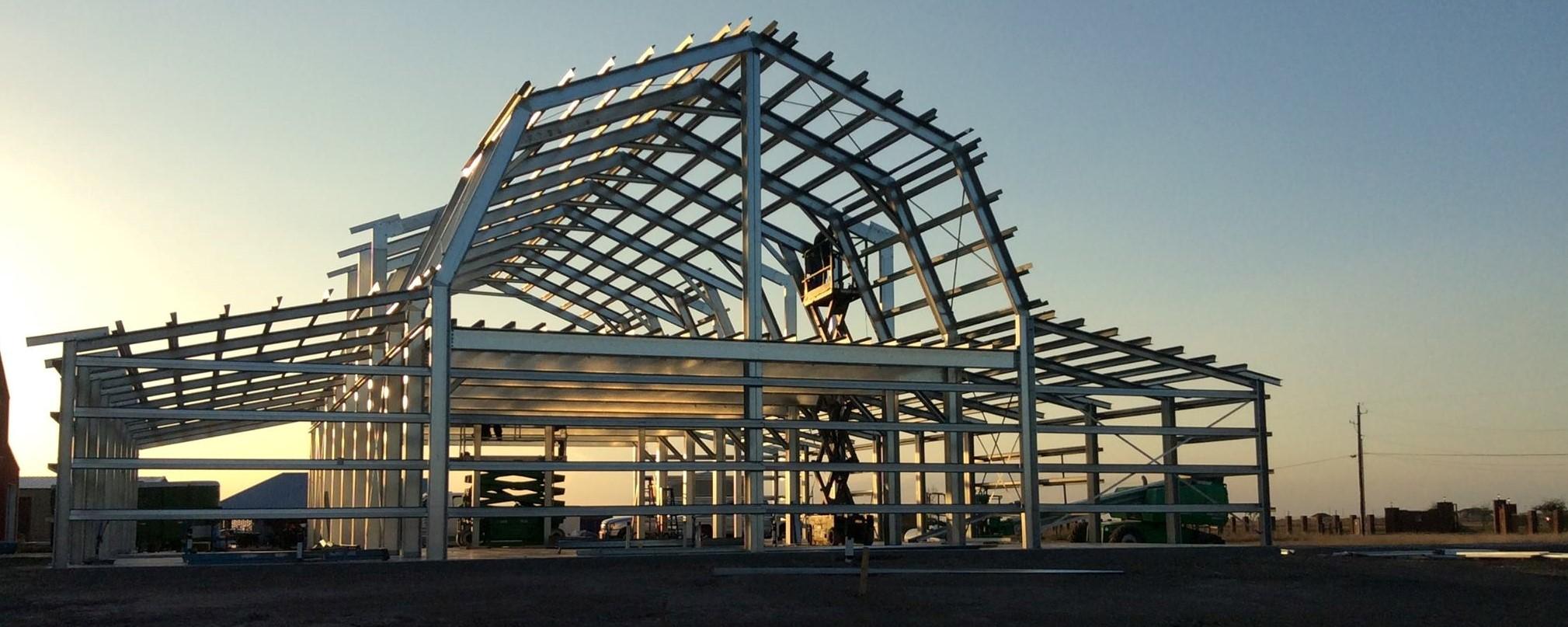 Steel Buildings - Kelseyville Lumber