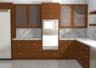 cabinets render 1345
