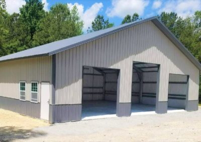 Cold Formed Steel Buildings Ex1